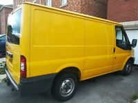 FORD TRANSIT 2011 CAMPERVAN