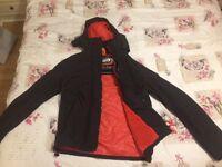 Mens large Superdry Windcheater jacket