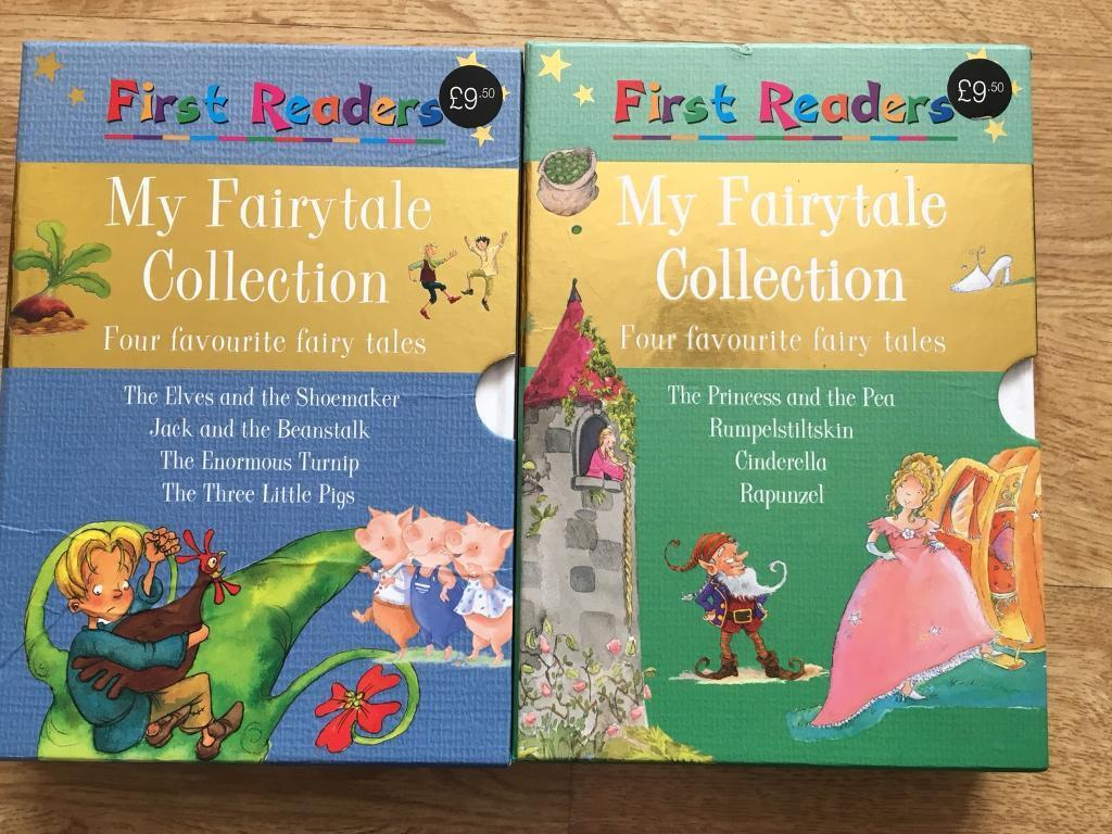FAIRYTALE COLLECTION BOOK SET FROM M&S