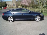 LEXUS GS 300 SEL AUTO. LOW MILEAGE. DYNAMIC RADAR CRUISE CONTROL !! STUNNING SHOWROOM CONDITION.