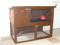 two tier rabbit hutch for sale