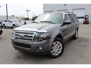 2013 Ford Expedition MAX LIMITED+4WD+CAMERA+NAVI+TOIT+CUIR+++