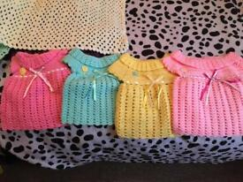 Hand make baby clothes