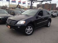 2008 Mercedes-Benz M-Class FULLY LOADED WITH NAVI PARKING SENSOR