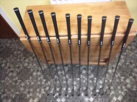 Ping eye 2 irons white dot for sale or swap
