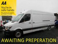 Mercedes-Benz, SPRINTER, Panel Van, 2015, Manual, 2143 (cc)