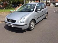 VOLKSWAGEN POLO 1.2 2004 LOW MILEAGE