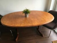G Plan Fresco Teak Mid Century Dining Table