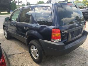 2004 Ford Escape CALL 519 485 6050 CERT AND E TESTED London Ontario image 4