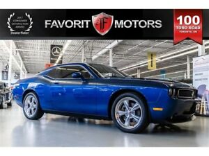 2010 Dodge Challenger R/T, Leather, Manual, Sunroof