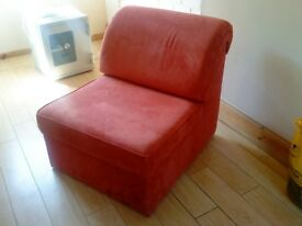 Single sofa bed in very good condition