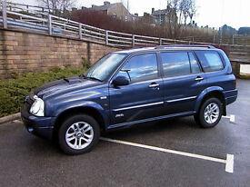 2006 SUZUKI GRAND VITARA XL-7 TD 2.0 DIESEL 4WD 5 DOOR FINISHED IN MET BLUE N