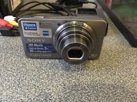 Sony Cyber Shot DSC W570 Digital Camera - Boxed