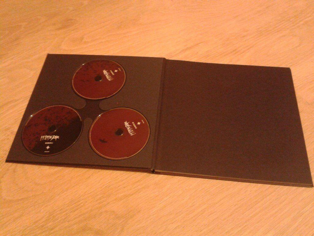 EVINTA 3CD My Dying Bride