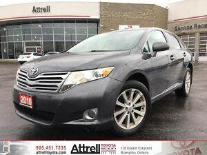 2010 Toyota Venza Bluetooth, Fog Lights, Power Driver Seat, Tint
