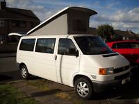 VW T4 LWB EMC Campervan 2.5TDi 102ps Exceptional condition 67,300m Full history Current owner 14yrs.