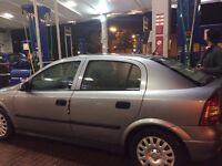 Vauxhall Astra 1.6L-Immediately Available (Great pickup,servicing history,New Bluetooth car stereo)