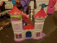 Disney princess Palace pets castle