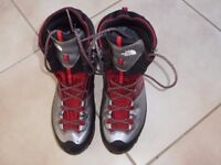 North Face Verto S4k Gore-Tex B2 Mountain Boots, UK Size 10