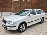 2008 / SKODA OCTAVIA / DIESEL / 4X4 ESTATE / ALLOYS / ELECTRIC WINDOWS / CD / MAY MOT .