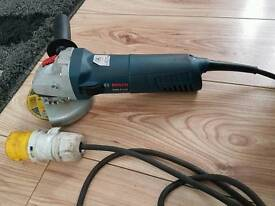 5 Bosch angle grinders for sale £15 each