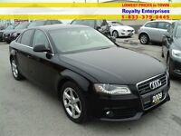 2009 Audi A4 QUATTRO PREMIUM  LIGHTING,PUSH START
