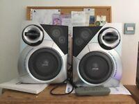 MP3-CD Mini Hi-Fi System model no. FWM 372/05