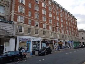 Spacious refurbished 2/3 b/r Portered Flat in Bayswater, Central London for IMMEDIATE LET
