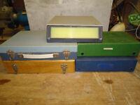 Asorted Slide Cases