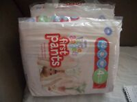 Asda Little Angels First Pant Size 4 8-15Kg 2 X 40 Sealed Packs