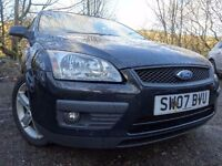 57 FORD FOCUS ZETEC 1.8 MANUAL,5 DOOR MOT SEPT 016,PART HISTORY,2 OWNERS FROM NEW,VERY RELIABLE CAR