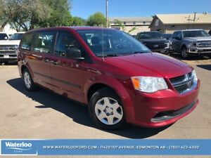 2011 Dodge Grand Caravan Express | Stow N' Go Seats | Tri-Zone C