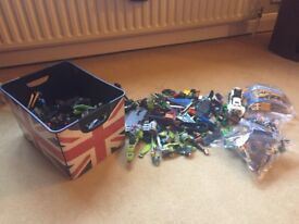 HUGE LEGO COLLECTION .