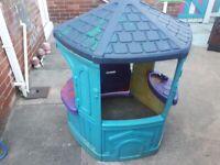 Childrens playhouse bargain buy used