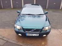 Volvo S60 T S Automatic full leather BARGAIN