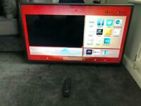 Hitachi 42 Inch Smart TV Full HD LED 1080p Remote Stand