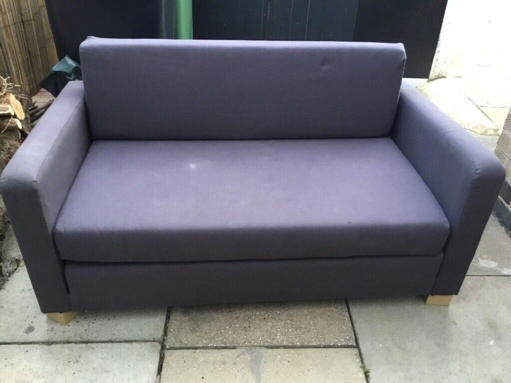 lowest price 797f3 9712b Ikea sofa bed / bed settee | in Leicester, Leicestershire | Gumtree