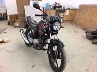 Yamaha YBR 125 Yamaha YBR125 not Honda 125, Suzuki 125 or Lexmoto 125