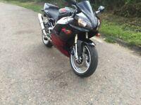 Yamaha R1 4XV Black