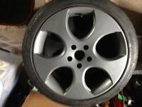 vw rep monza alloy wheels