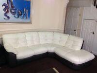 Dfs Corner Leather Sofa