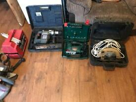 Power Tools For Sale Job Lot Or Seperate