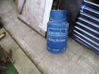 for sale calor gas bottle (empty) collect from long eaton