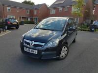 2007 Vauxhall Zafira 1.6 Life, Excellent Runner. (Not Scenic Astra Touran Focus Estate 7 Seater)