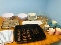Kitchen Bundle, Kettle, Bin