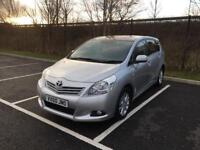 TOYOTA VERSO 1.8 AUTOMATIC 7 SEATERS ONLY 22000 MILEAGE