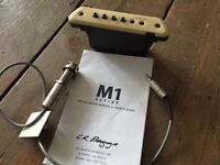 LR BAGGS M1 ACTIVE SOUNDHOLE PICKUP KIT