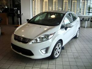 2012 Ford Fiesta SEL A/C BLUETOOTH CRUISE ET PLUS!!!