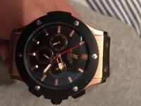 Hublot watch only worn once