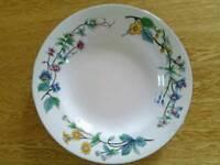 Woodhill plate